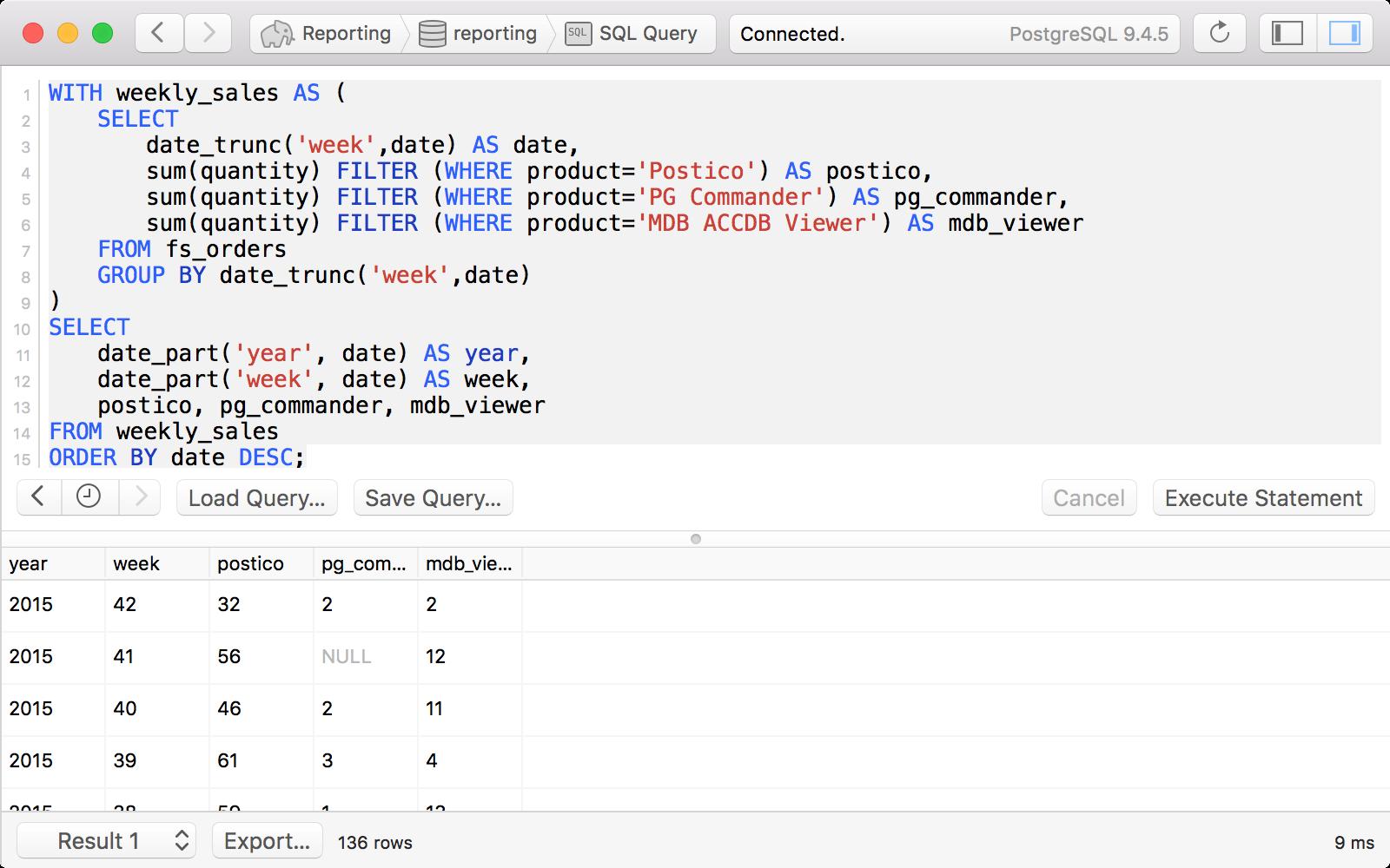 Postico Mac 破解版 优秀的PostgreSQL客户端-麦氪派